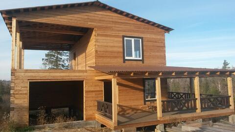 Продам 2-этажный дом под отделку 14 км Мельничного тракта г. Иркутска - Фото 2