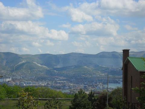 Продажа земельного участка с панорамным видом в черте города. - Фото 1
