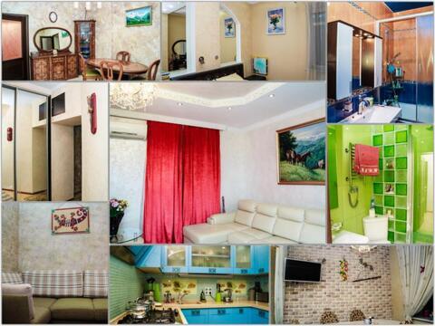 Четырехкомнатная квартира в Сочи на ул. Войкова - Фото 1