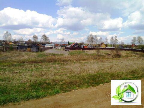 Купить земельный участок 12 соток в середине деревни, в Московской обл - Фото 5