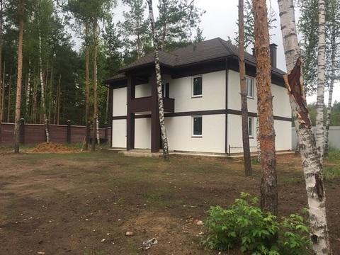 Дом 192 кв.м. пос. Ильинский Раменский р-он на 12,50 соток - Фото 1