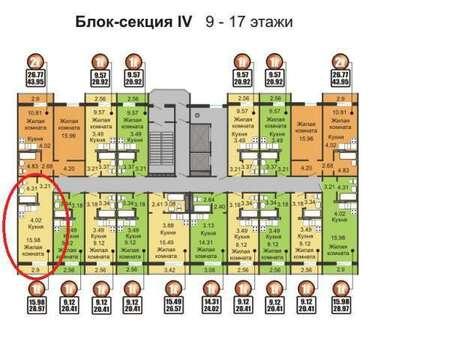 Квартира ул. Твардовского 22/3 - Фото 4