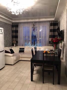 Видовая квартира С дорогим ремонтом в элитном доме. Площадь 96 кв. м. - Фото 3