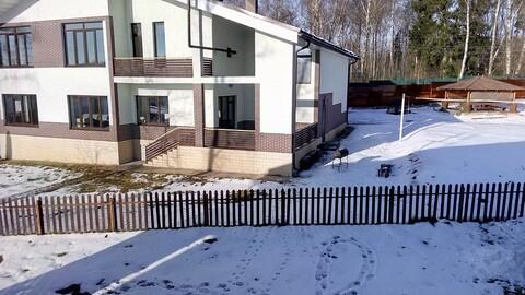 """""""Игровой дом"""" дом 420 м2 Калужское ш, 5км от МКАД - Фото 1"""