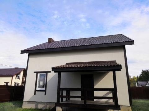 Продаётся новый коттедж 158 кв.м в пос. Подосинки - 35 км от МКАД - Фото 3