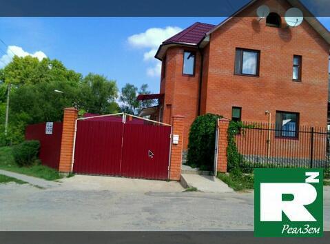 Продаётся двухэтажный дом 96 кв.м, участок 7,8, г.Белоусово - Фото 1