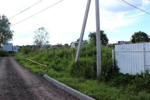 Продам участок площадью 5.2 сотки в деревне Степаньково. - Фото 4