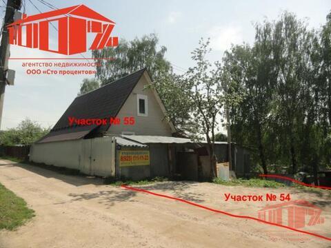 Дом 150 кв. м и 8 соток земли г. Щелково, СНТ Горняк-2 - Фото 1