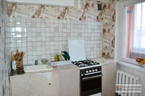 1-комнатная квартира в Волоколамске, кухня 7,6м. - Фото 3