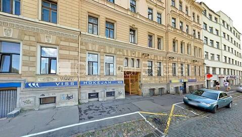 Аренда квартиры, Улица Кришьяня Барона - Фото 1