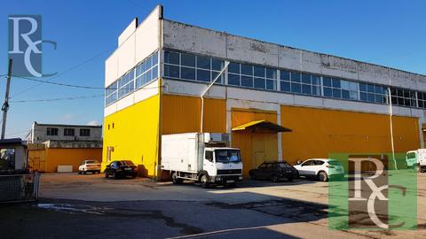 Аренда теплого склада 300 кв.м. около Фуршета на Руднева. - Фото 1