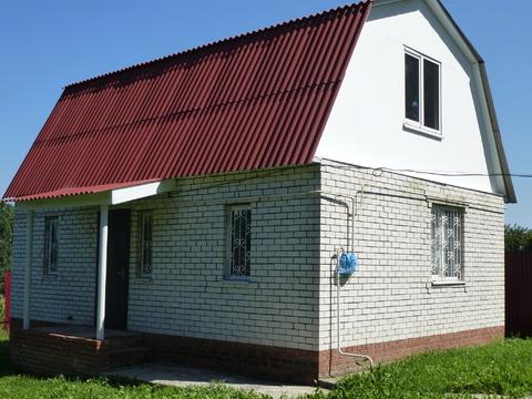 Новый дом в селе Локня, Яковлевский район - Фото 1