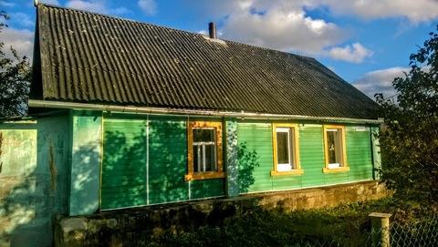 Добротный крепкий дом с новой баней под Псковом, участок 35 соток - Фото 3