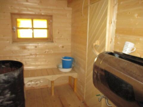 Участок 10 сот.+баня 36 м2, массив Нечеперть, г. Тосно - Фото 3