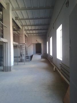 Сдается отдельное здание, теплое, под производство, склад-1500м2 - Фото 3