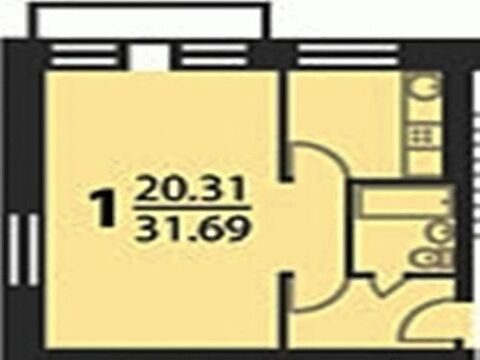 Продажа квартиры, м. Речной вокзал, Ул. Онежская - Фото 3