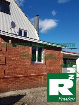 Продается трехэтажный дом 160 кв.м. в Калужской области город Жуков. - Фото 3