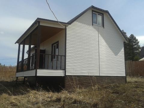 Новый современный дом дер.Шилово, 25 км.от Перми , Нижние муллы - Фото 2