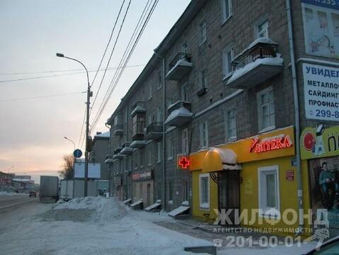 Продажа комнаты, Новосибирск, Ул. Большевистская - Фото 1