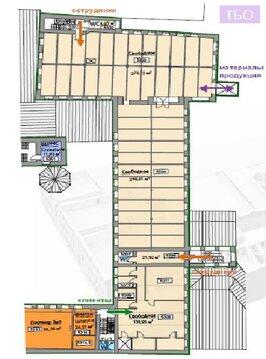 Сдаётся в аренду производственное помещение общей площадью 527 кв.м. - Фото 3