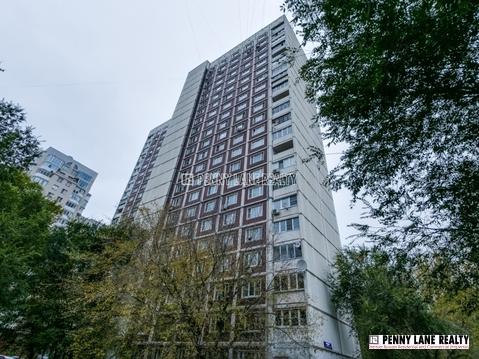 Продажа квартиры, м. Полежаевская, Филёвский б-р - Фото 1