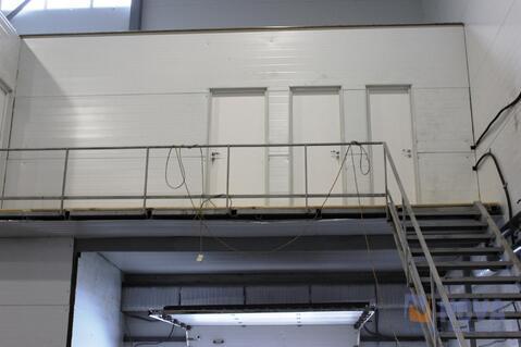 Предлагается в аренду складской блок класса В, высота 6 м. - Фото 5