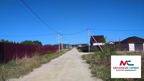 Продаётся земельный участок 8,5 сот. в ДНП Луговой, д.Бывалино - Фото 4