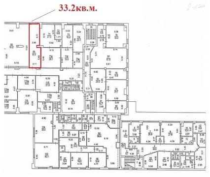 Офис в аренду, 33.2 кв.м, м.Отрадное, СВАО - Фото 2