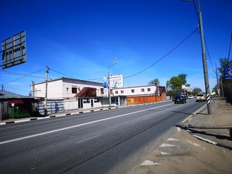 Продается нежилое здание 1200 кв.м. в 100 метрах от МКАД на 1-ой линии - Фото 4