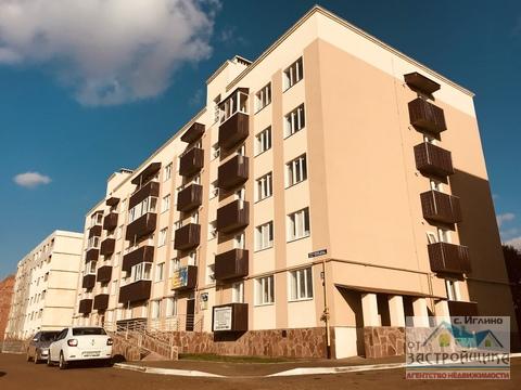Продам 1-к квартиру, Иглино, улица Ворошилова 28д - Фото 1