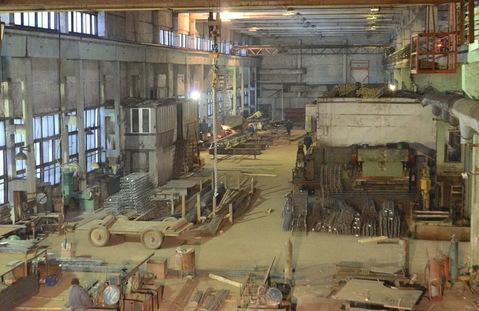 Продам производственный комплекс 8652 кв. м - Фото 1