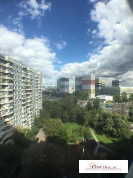 Продам 3-к квартиру, Москва г, Варшавское шоссе 154к2 - Фото 1