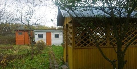 Срочно продается участок с домом. Новая Москва. - Фото 1