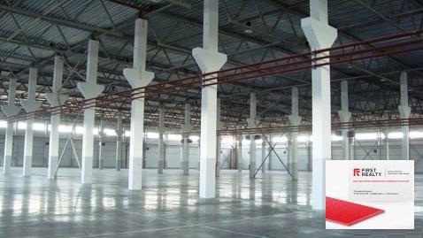 Производственно - складское помещение здание - Фото 1