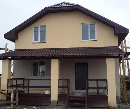 Продается новый уютный дом под ключ 160м2 в кп Кузнецовское Подворье - Фото 1