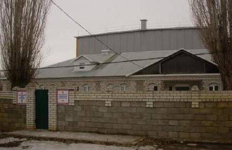 Комплекс зданий пл 1450 кв.м.г.Волжский - Фото 1