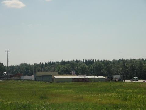 Промышленный участок 42,6 соток на Дмитровском шоссе в Шолохово - Фото 1