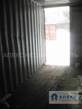 Аренда склада пл. 30 м2 Щелково Щелковское шоссе в складском комплексе - Фото 3