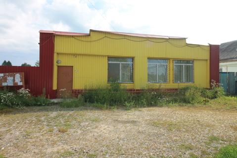 Нежилое здание 100кв.м, п.Богандинский - Фото 1