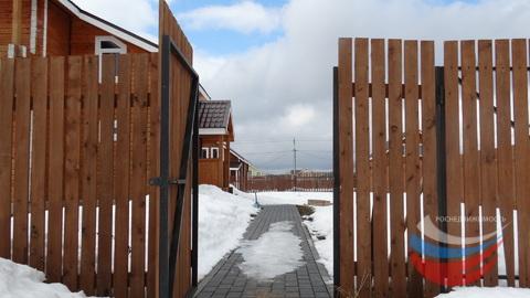 Новый дом из бруса 130 кв.м. 10 сот. Долматово Александровский р-н - Фото 2