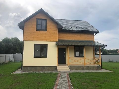 Новый дом, с. Ивановское, Чеховский район - Фото 1