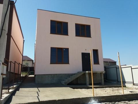 Купить дом в Новороссийске новый, двухэтажный - Фото 1