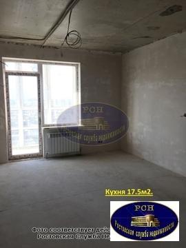 ЖК «Лермонтов», дом сдан 2017 г, двухкомнатная квартира. - Фото 5