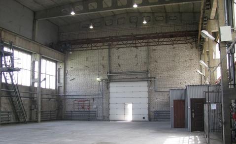 Сдам производственно-складское помещение 520 кв.м. - Фото 1