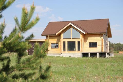 Продажа дома 216 м2 в коттеджном поселке кп Николин Ключ с. Кашино - Фото 1