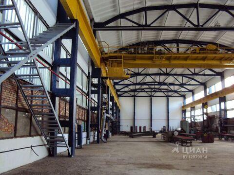 Продажа производственного помещения, Киреевский район - Фото 1