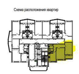 Продается двухкомнатная квартира без отделки в ЖК Изумрудные Холмы - Фото 3