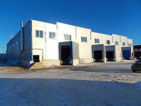 Новое производственно-складское здание 2200 кв.м в Иваново - Фото 1