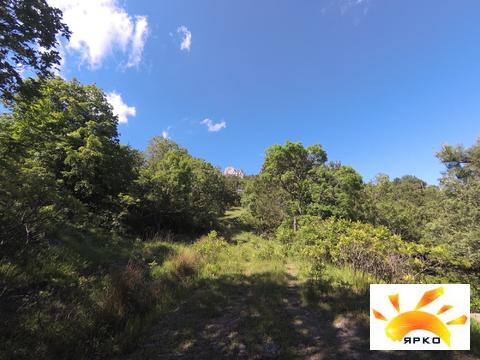 Продажа земельного участка в Алупке с видом на море и горы. - Фото 2