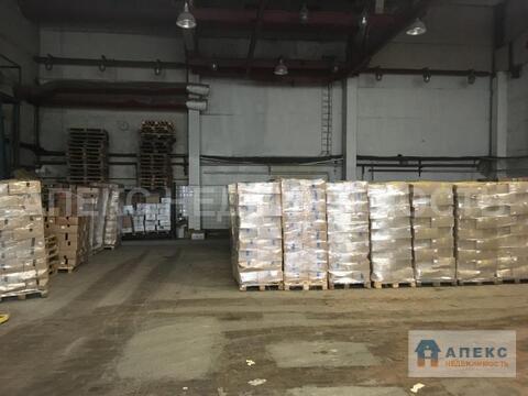 Аренда помещения пл. 550 м2 под склад, производство, Видное Каширское . - Фото 3
